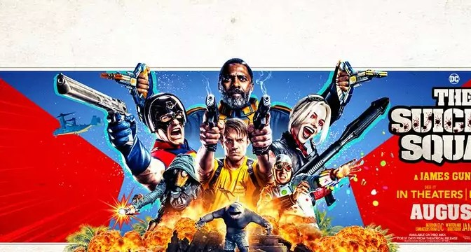 De officiële KNT trailer van James Gunn's The Suicide Squad is hier