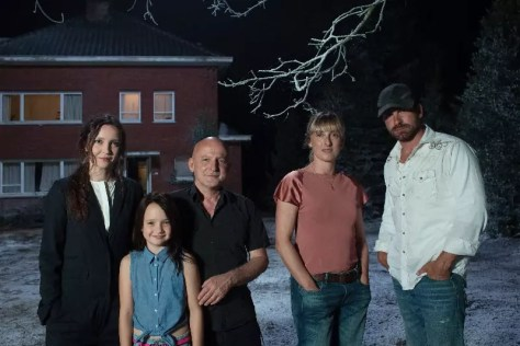 In productie The Chapel met Kevin Janssens door Dominique Deruddere