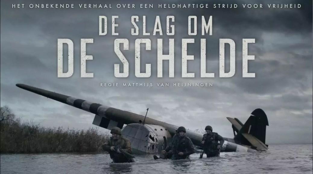 Slag om de Schelde Netflix logo