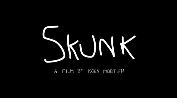 In productie: Skunk door regisseur Koen Mortier