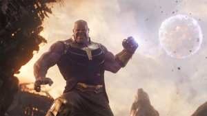 "Avengers:  Infinity War (2018) <center><img src=""https://www.moviereviews.us/wp-content/uploads/2018/09/IMG_2353-6.jpg"" alt="""" width=""107"" height=""23"" class=""alignnone size-full wp-image-318"" /></center>"
