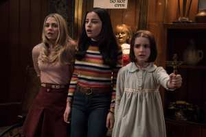 """Annabelle Comes Home (2019)<center><img class=""""alignnone size-full wp-image-342"""" src=""""https://www.moviereviews.us/wp-content/uploads/2018/09/1.5stars-2.jpg"""" alt="""""""" width=""""107"""" height=""""23"""" /></center>"""