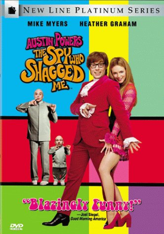 51PV6DQP2VL Austin Powers: The Spy That Shagged Me
