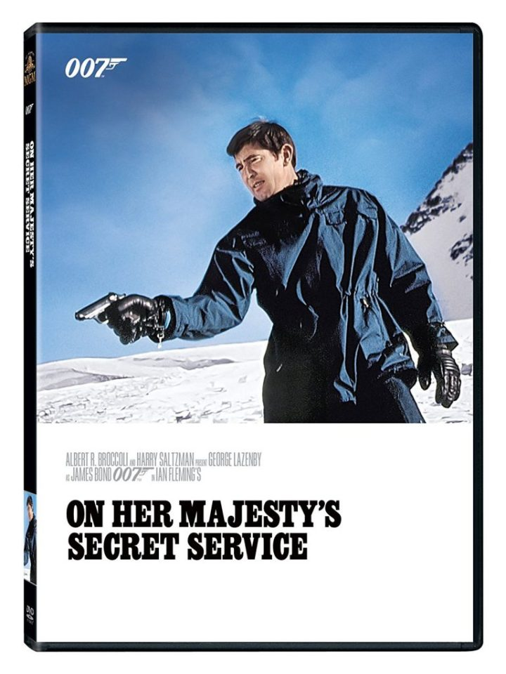 81fWdRjiDL. SL1500  768x1024 On Her Majesty's Secret Service