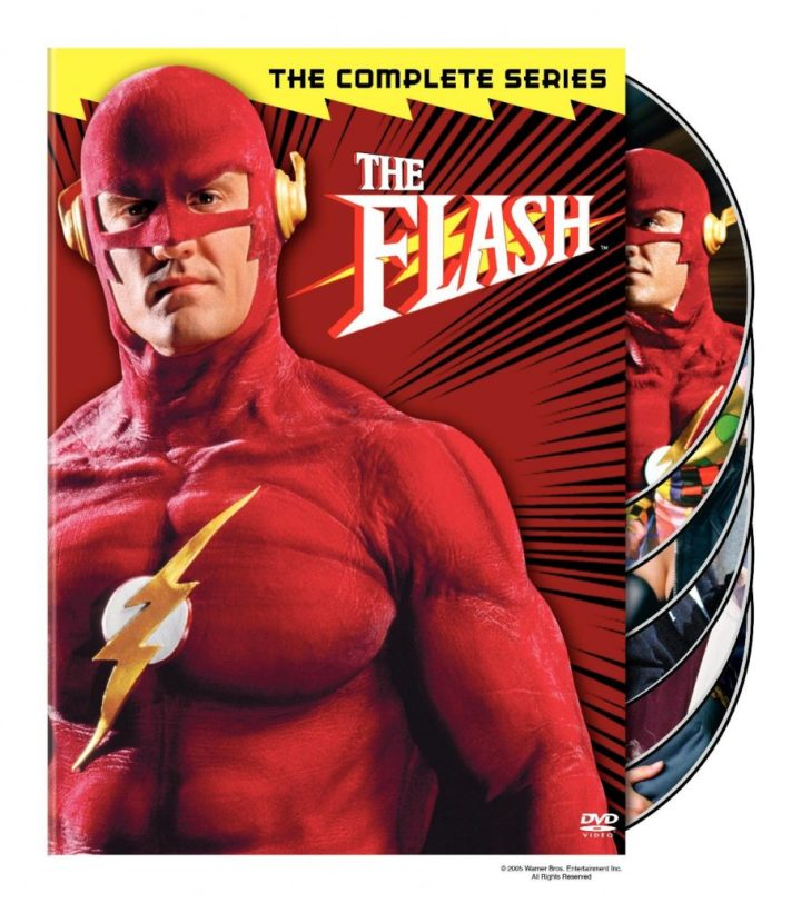912RFMQjmL. SL1500  908x1024 The Flash: The Complete Series