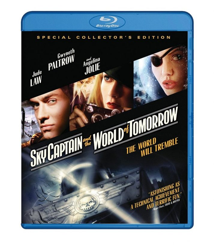 91mvr8fkF8L. SL1500  877x1024 Sky Captain And The World Of Tomorrow