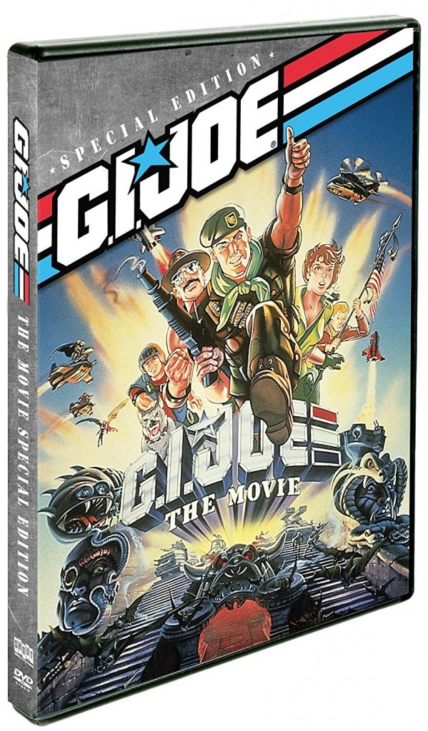 91uHDGp8KDL. SL1500  599x1024 G.I. Joe A Real American Hero: The Movie