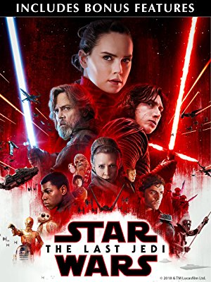 915ZKRTL. RI SX300  Star Wars: The Last Jedi
