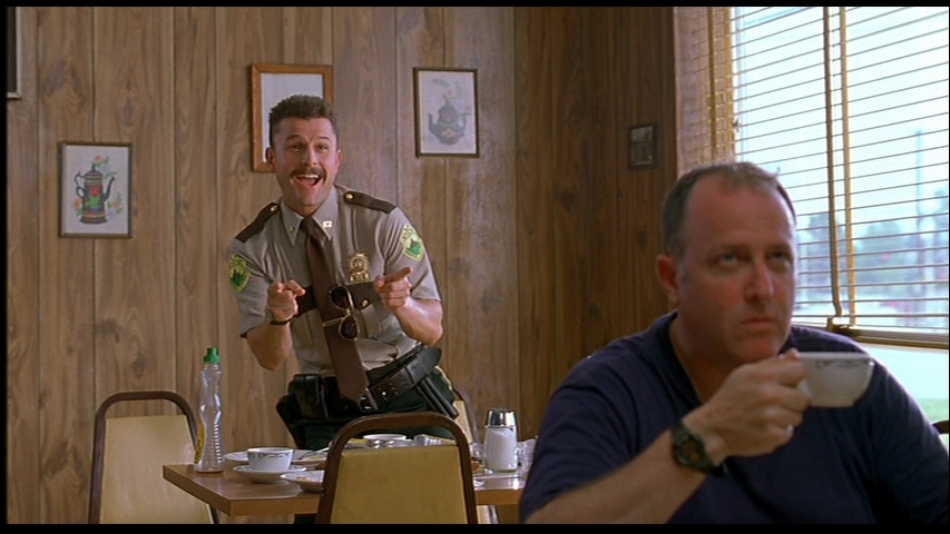 super troopers Peppermint