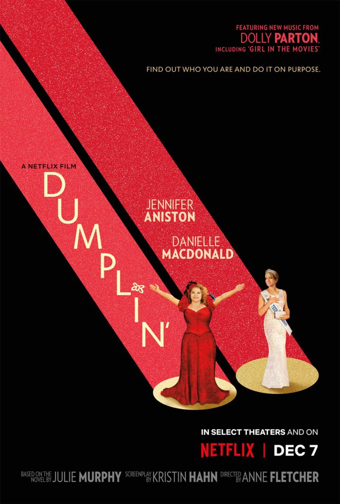 novi film dumplin netlix jennifer aniston plakat Dumplin'