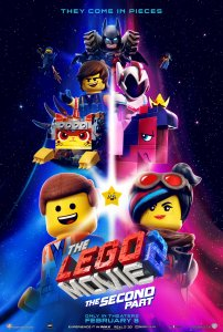 lego movie 2 poster The LEGO Movie 2: The Second Part