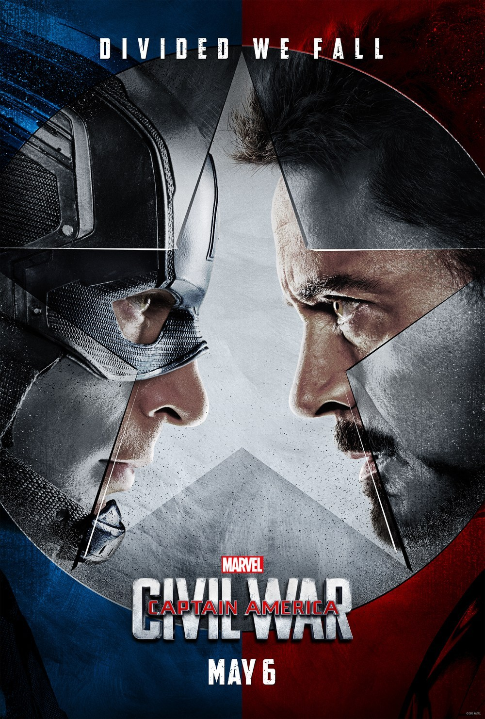 incredible first trailer for captain america civil war1 Captain America : Civil War