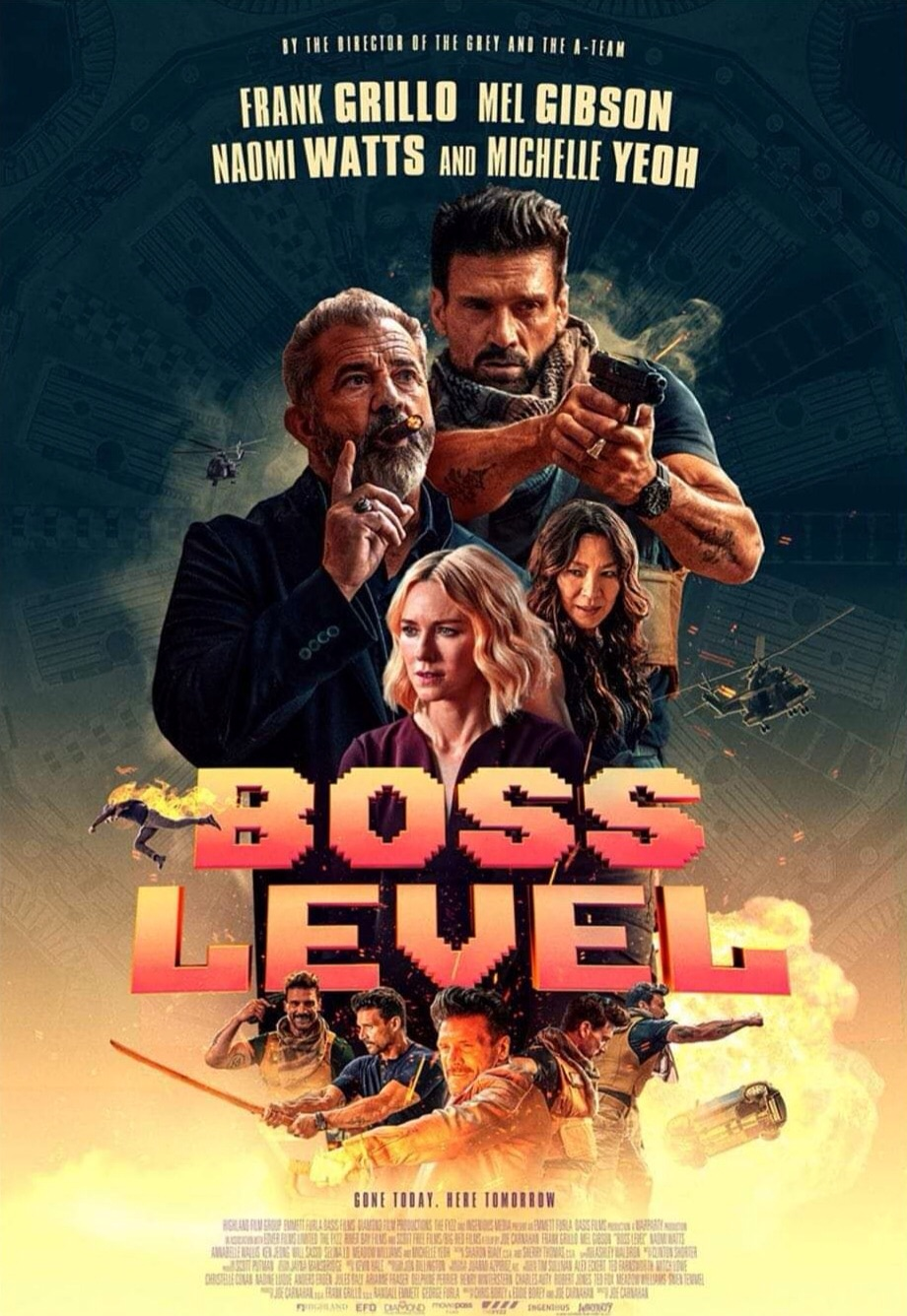 Boss Level Review