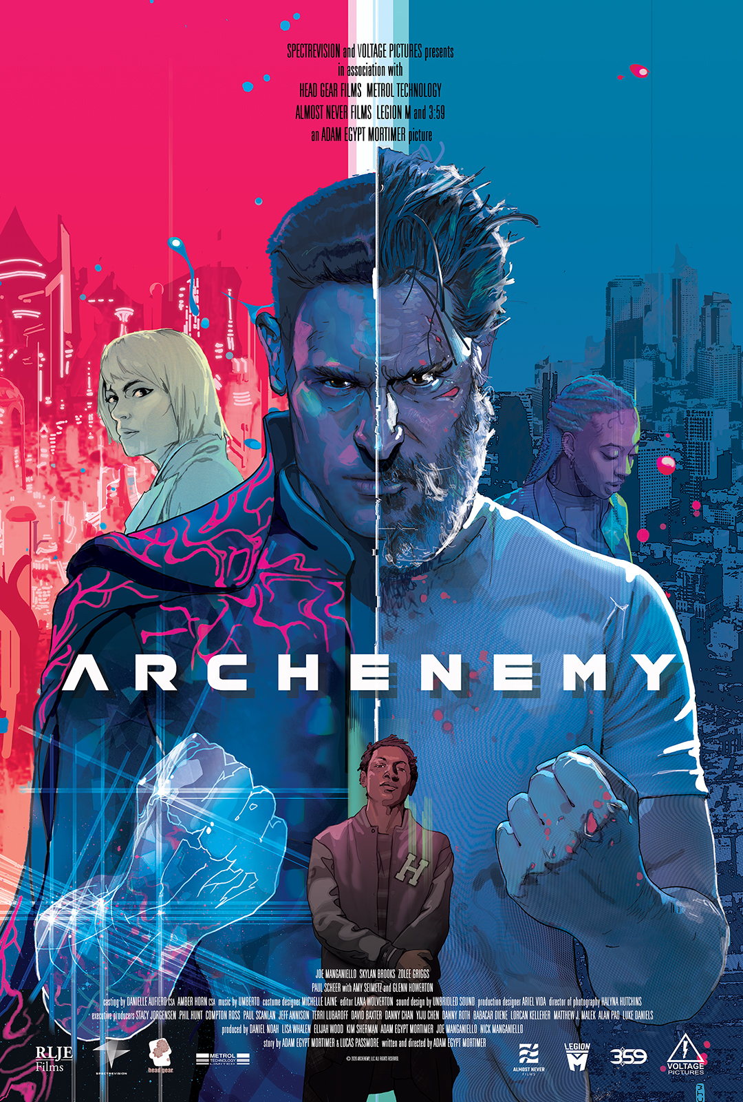 Archenemy Review