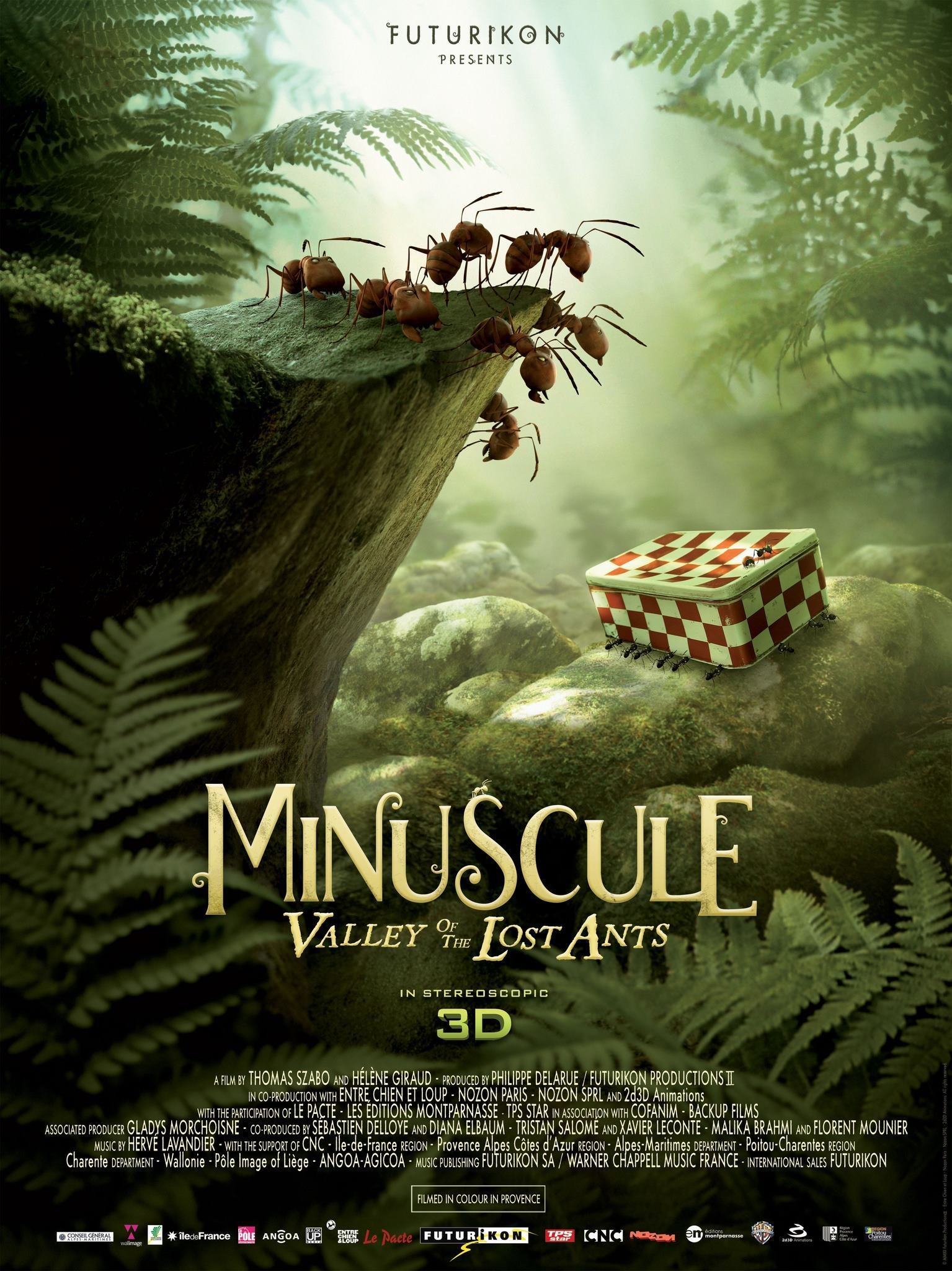 Minuscule Valley of the Lost Ants Review