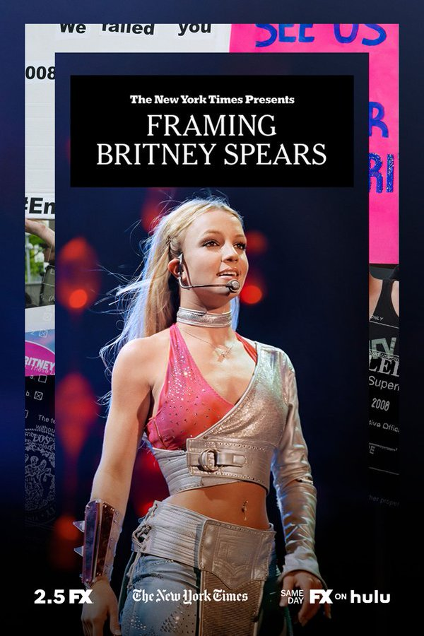 """""""The New York Times Presents"""" Framing Britney Spears Review"""