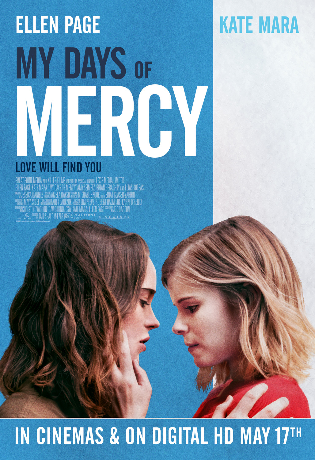 My Days of Mercy Review