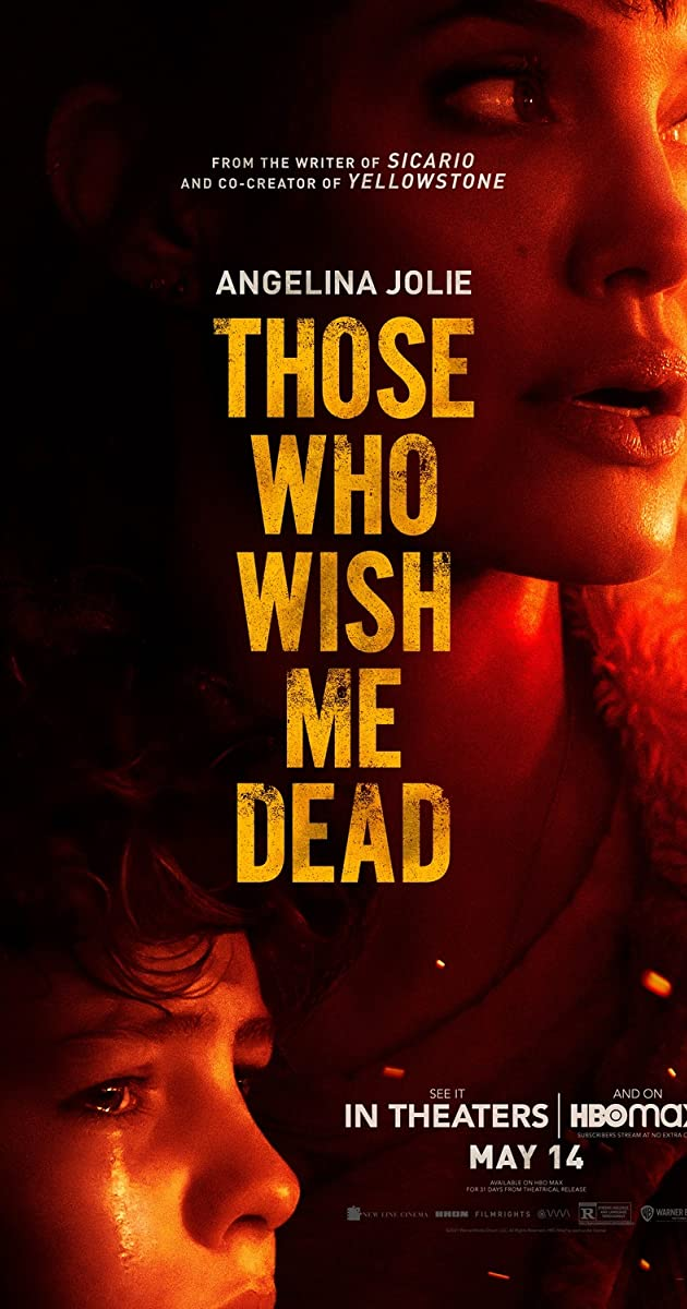 Those Who Wish Me Dead Review