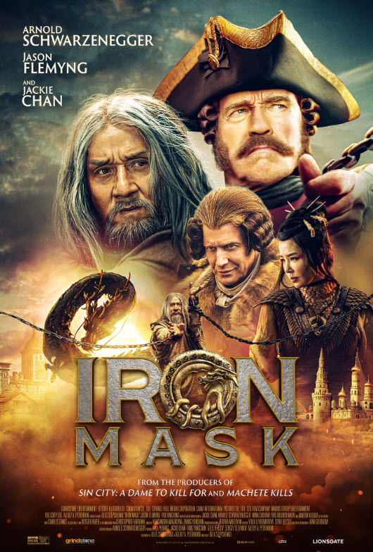 Iron Mask Review