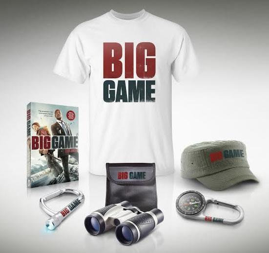 prizes big game