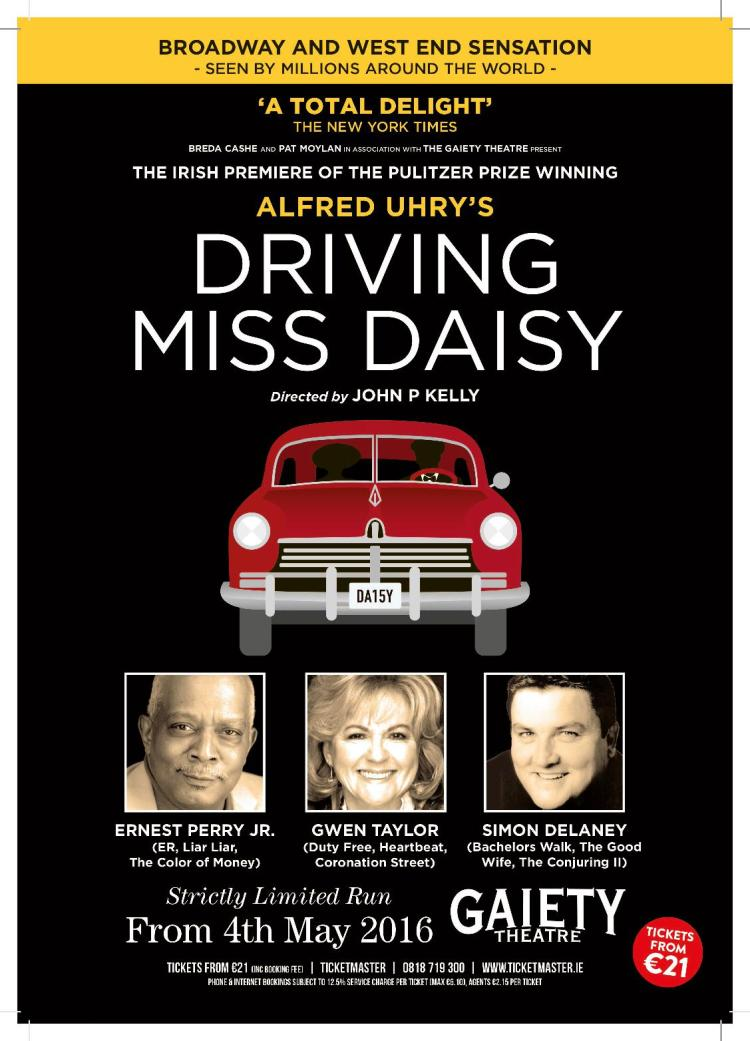 Driving miss daisy gaiety theatre