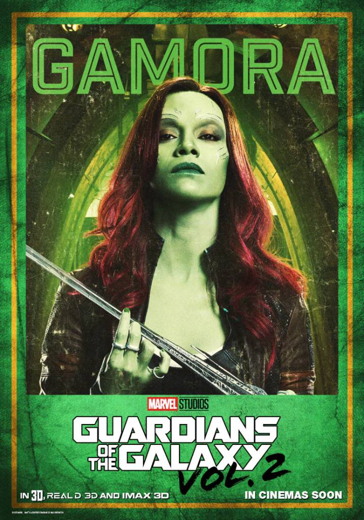 GuardiansVol2Gamora