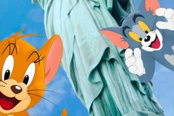 Tom and Jerry Movie