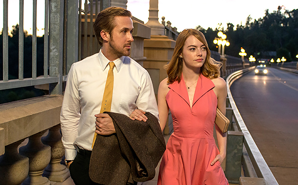 "Here is my review of La La Land - ""Here's to the ones who dream"""