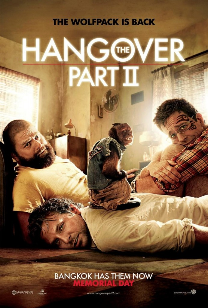 Hangover 2 Movie Poster And Trailer 2011