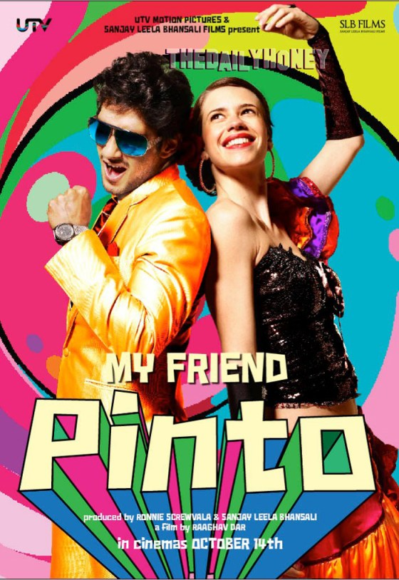 My Friend Pinto Movie Poster And Trailer 2011