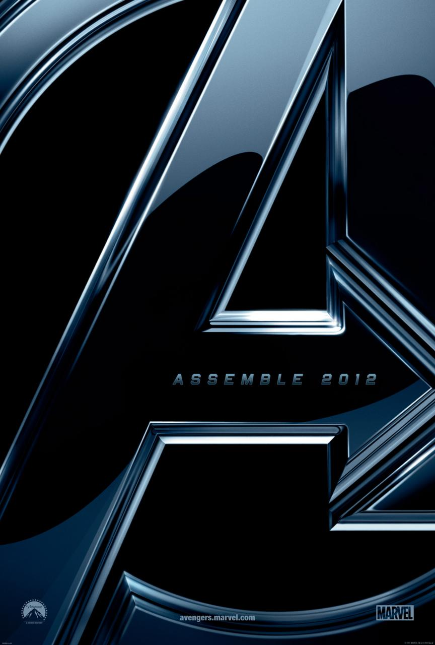 Marvel's The Avengers Movie Poster And Trailer 2012