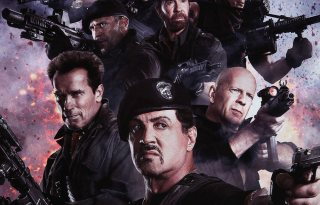 The Expendables 2 Movie Poster And Trailer 2012