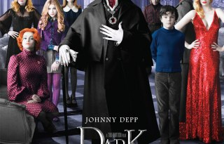 Dark Shadows Movie Poster And Trailer 2012