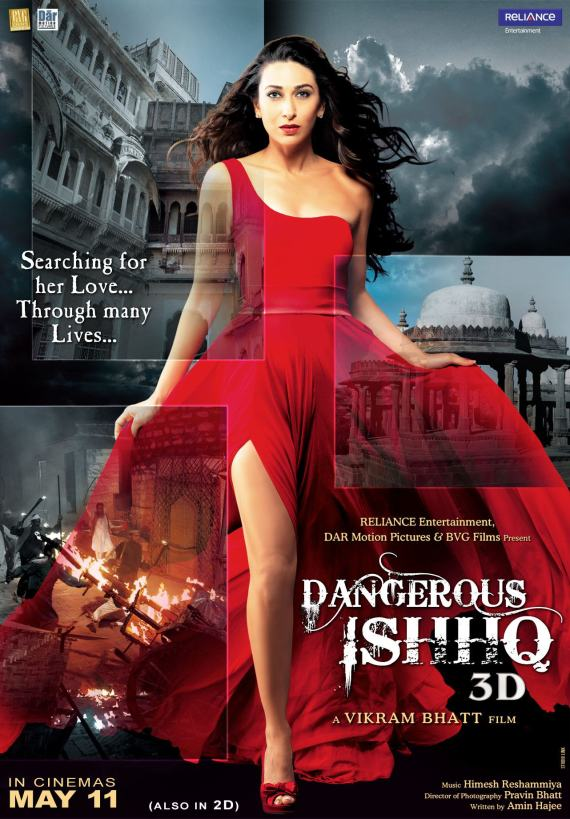 Watch Naina Re Video Song From Dangerous Ishq | Video Songs
