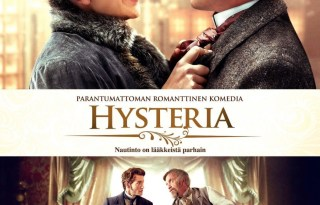 Hysteria Movie Poster And Trailer 2012