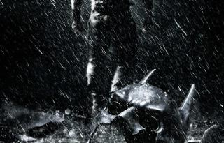 The Dark Knight Rises Movie Trailer and Poster 2012