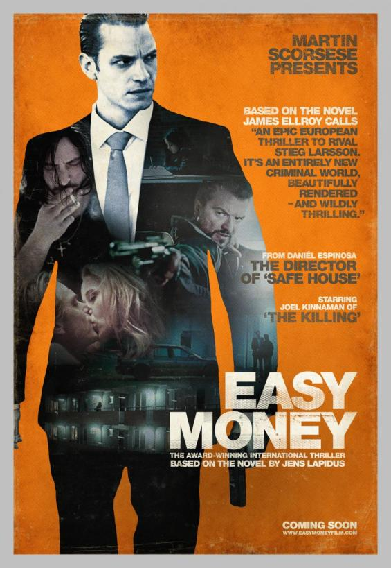 Easy Money Movie Poster And Trailer 2012