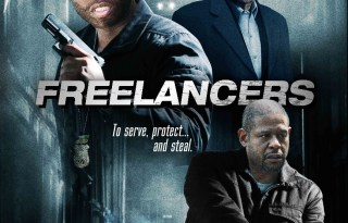 Freelancers Movie Poster And Trailer 2012