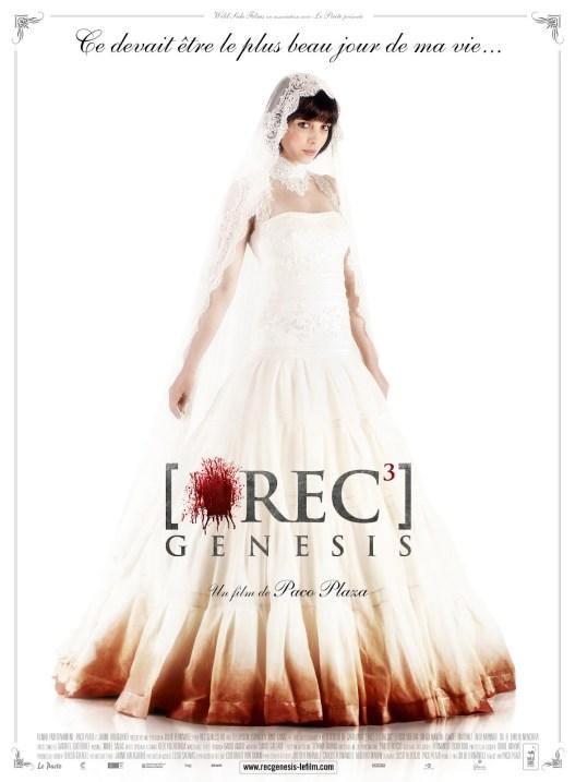 REC 3 Génesis Poster