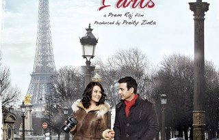 Ishkq in Paris Movie Poster 2012