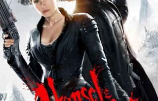 Hansel and Gretel Witch Hunters New Poster