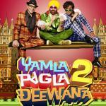 Yamla Pagla Deewana 2 New posters