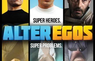 Alter Egos Movie Poster 2012