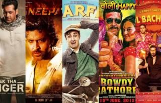 100 crore movie 2012