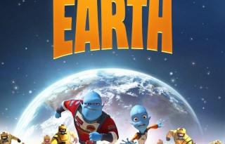 Escape From Planet Earth Movie Poster 2013