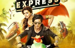 Chennai Express Movie Poster 2013