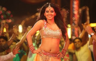 Geeta Basra item song video 'Ghaziabad Ki Rani'
