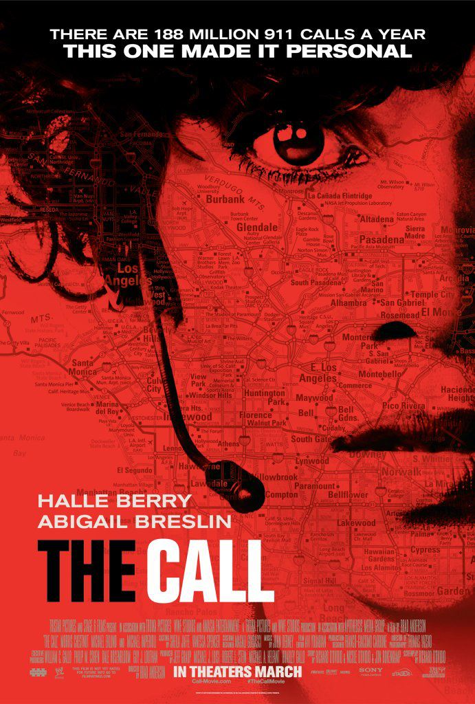 The Call Movie Poster 2013