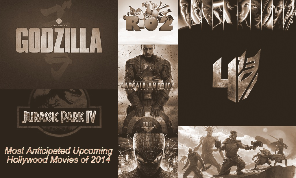 Hollywood Movies of 2014