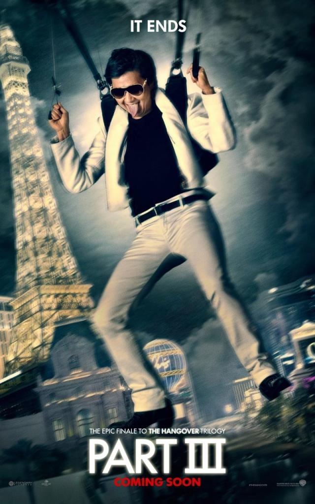 Ken Jeong Poster - The Hangover Part 3